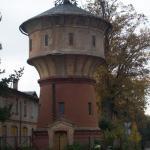 Wieża ciśnień w Gryfowie