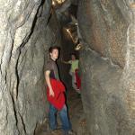 Zwiedzamy jaskinię Witoszy