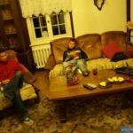Odpoczynek w salonie Pyszałka