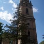 Ruiny Kościoła w Mirsku