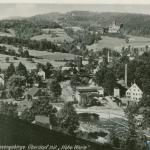 Piechowice widok 1945