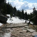 Wiosną na górskich szlakach