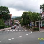 Ulica w Świeradowie
