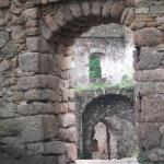 Bramy zamku Bolczów