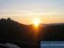 Zachody i wschody słońca w Karkonoszach